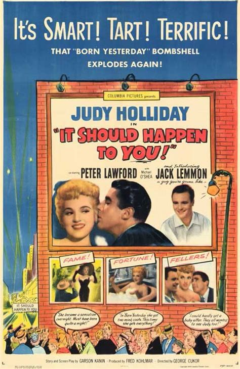 It Should Happen to You Movie Posters From Movie Poster Shop
