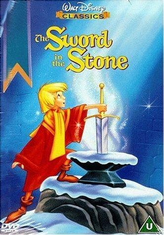 Revisiting Disney: The Sword in the Stone