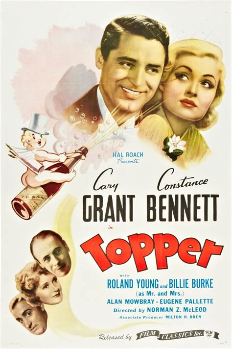 Favorite things about… Topper (1937) – The Motion Pictures