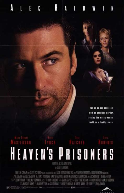 Heaven's Prisoners Movie Posters From Movie Poster Shop