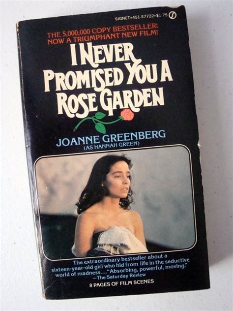 I Never Promised You A Rose Garden By Joanne by AmalgamVintage