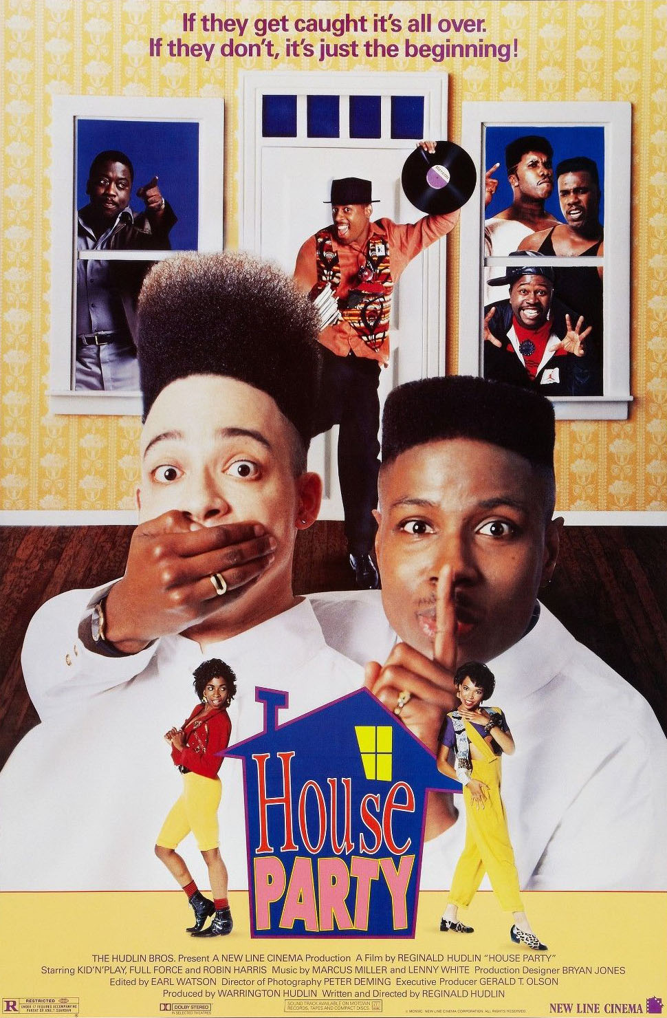 House Party [1990]