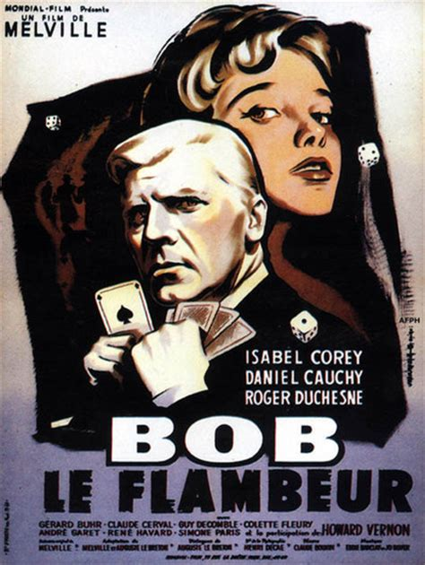Bob le Flambeur Movie Review & Film Summary (1955) | Roger ...