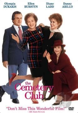 Cemetery Club DVD Movie
