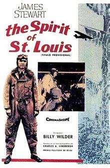 The Spirit of St. Louis (film) - Wikipedia