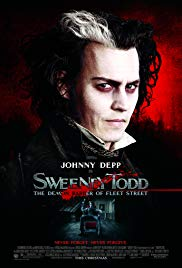 Sweeney Todd: The Demon Barber of Fleet Street [2007]