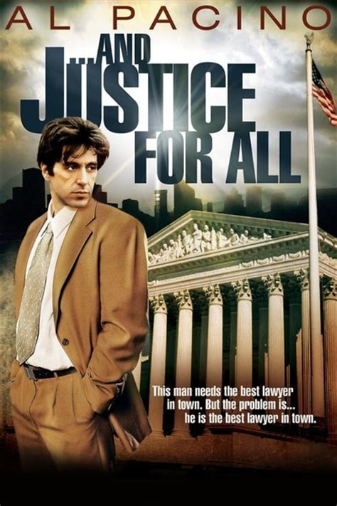 and Justice for All Movie Review (1979) | Roger Ebert