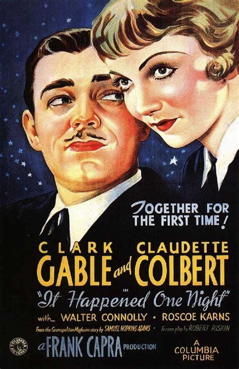 It Happened One Night (USA, 1934) | Offhand Reviews