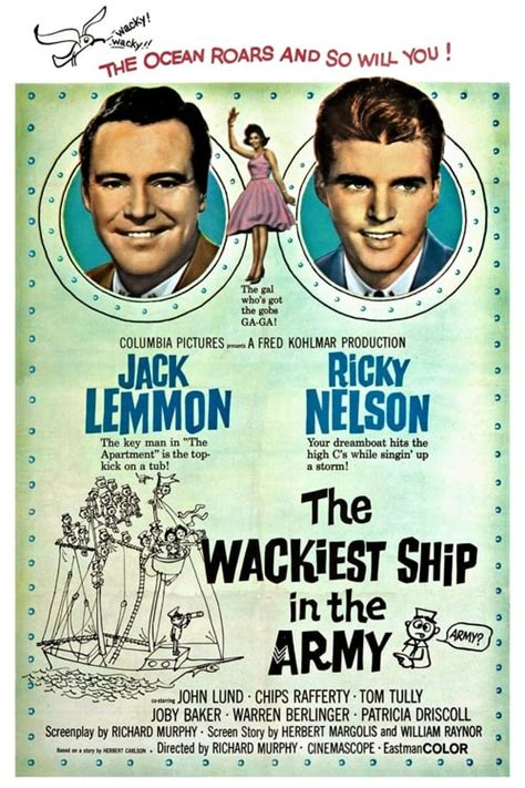 The Wackiest Ship in the Army (1960) — The Movie Database ...
