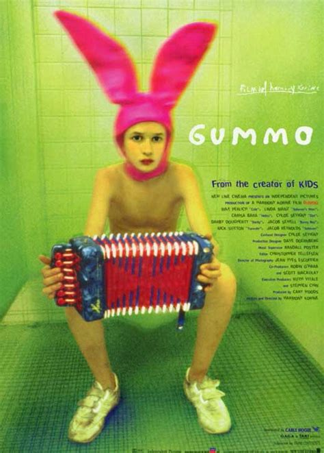 Gummo Movie Posters From Movie Poster Shop