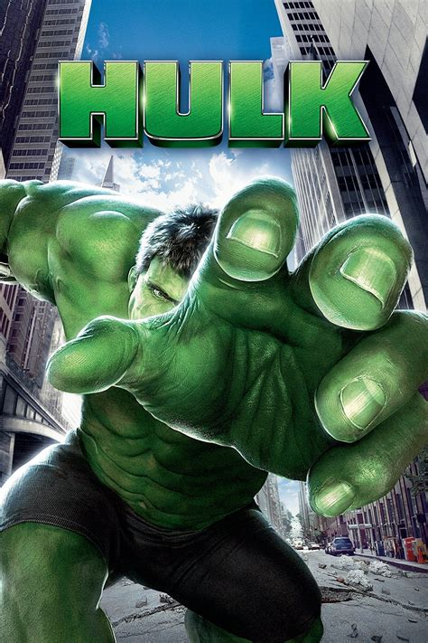Hulk (2003) Movie Review – MRQE