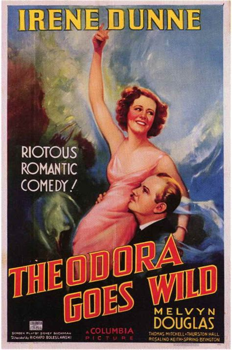 Theodora Goes Wild Movie Posters From Movie Poster Shop