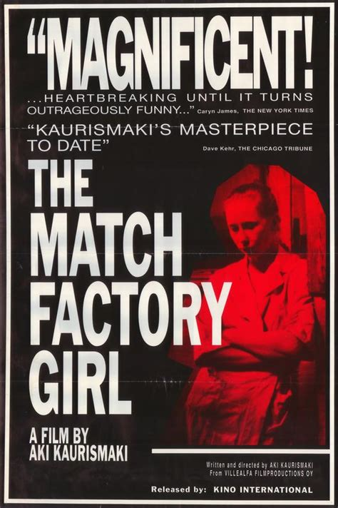 The Match Factory Girl Movie Posters From Movie Poster Shop