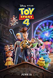 Toy Story 4 [2019]
