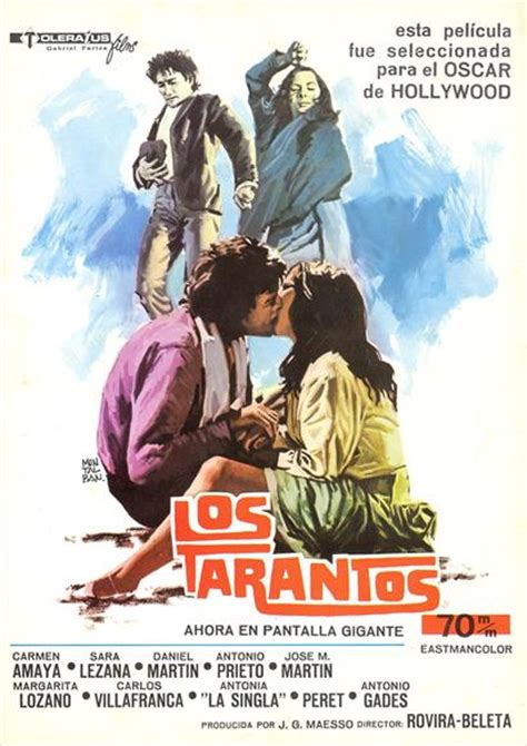 Tarantos, Los Movie Posters From Movie Poster Shop