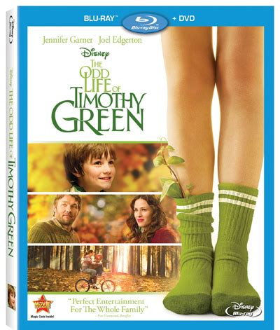 The Odd Life of Timothy Green Coming August 15, 2012