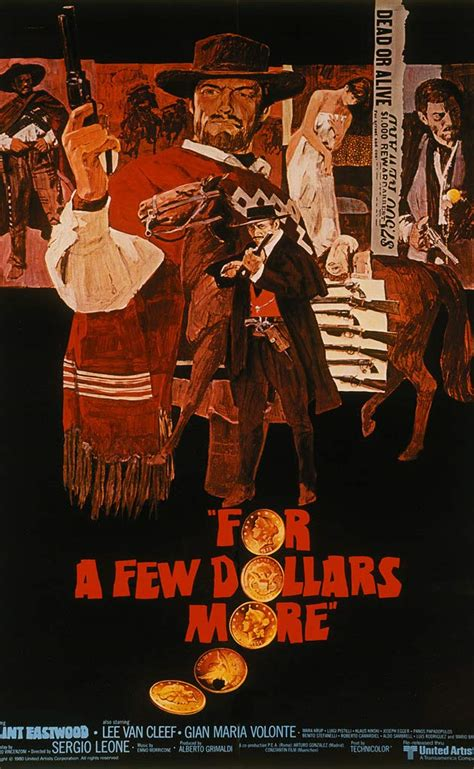 For a Few Dollars More (1965) - IMDb
