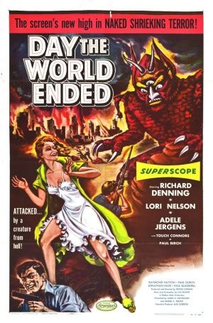 Day the World Ended (1955) - MovieMeter.nl