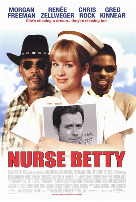 Nurse Betty Movie Posters From Movie Poster Shop