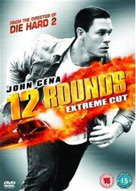 12 Rounds Movie DVD Review