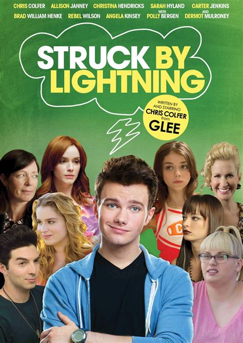 Struck by Lightning DVD Release Date May 21, 2013