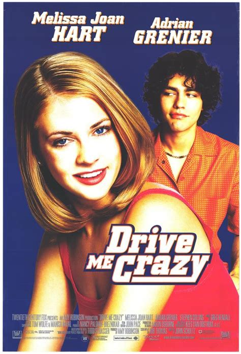 Drive Me Crazy Movie Posters From Movie Poster Shop