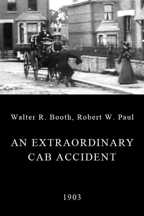 An Extraordinary Cab Accident (1903) — The Movie Database ...