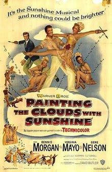 Painting the Clouds with Sunshine (film) - Wikipedia