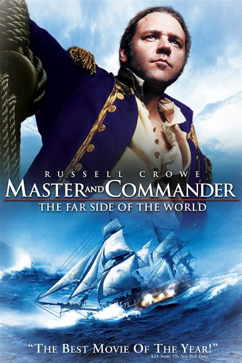 Master and Commander: The Far Side of the World (2003 ...
