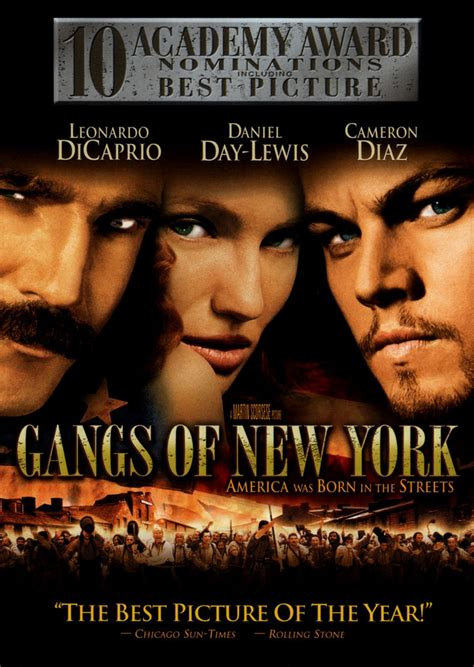 Gangs of New York (2002) - Posters — The Movie Database (TMDb)