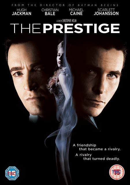 The Prestige (R2) in March
