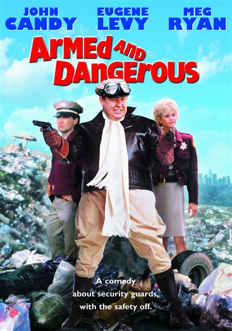 Armed and Dangerous DVD Release Date