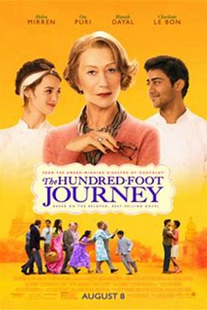 The Hundred- Foot Journey
