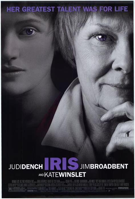 Iris Movie Posters From Movie Poster Shop