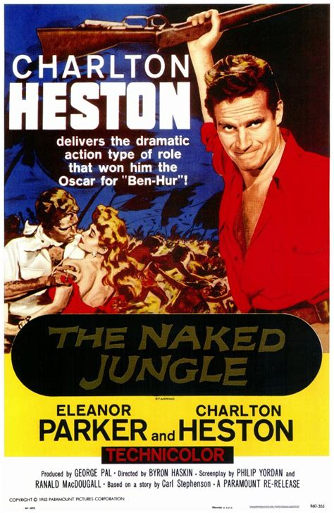 "George Pals ""The Naked Jungle"" (1954)? - Blu-ray Forum"