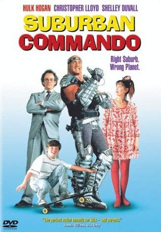 Suburban Commando (1991) on Collectorz.com Core Movies