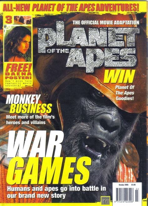 Archives Of The Apes: Tim Burton's Planet Of The Apes ...