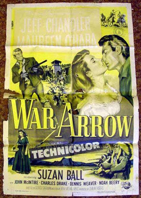 War Arrow Movie Posters From Movie Poster Shop