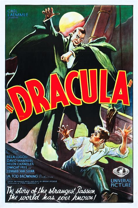 Dracula (1931 English-language film) - Wikipedia