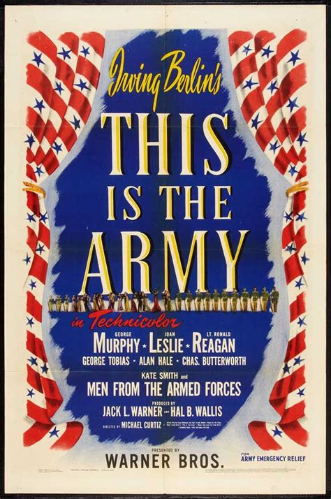 Hollywood Goes to War: Hollywood Canteen, This Is the Army ...