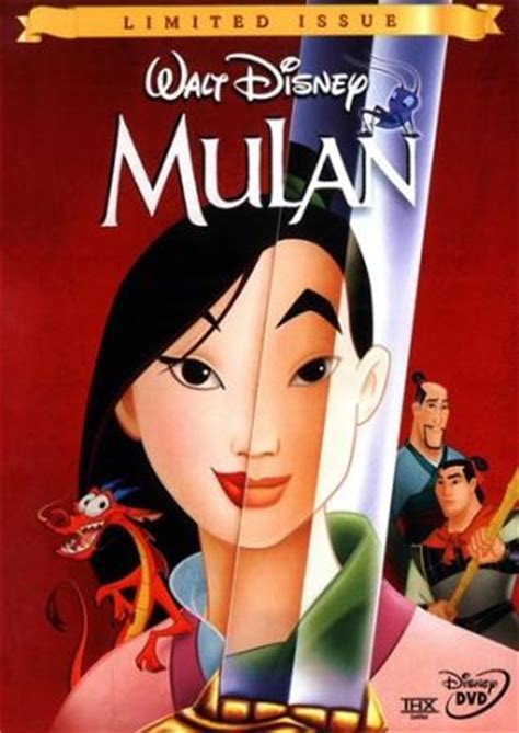 Mulan (1998) - A Heroic Heroine ~ Disney world, disney junior