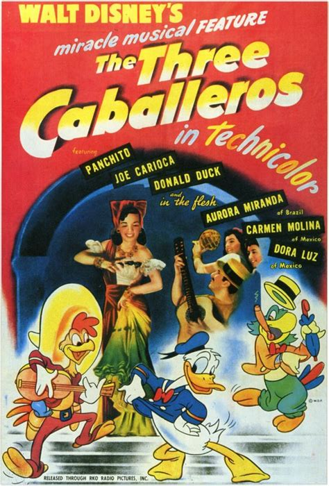"Year of Disney #7: ""The Three Caballeros"" (1944) 