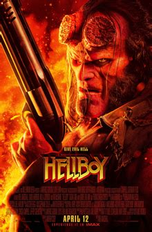 Hellboy (2019 film) - Wikipedia
