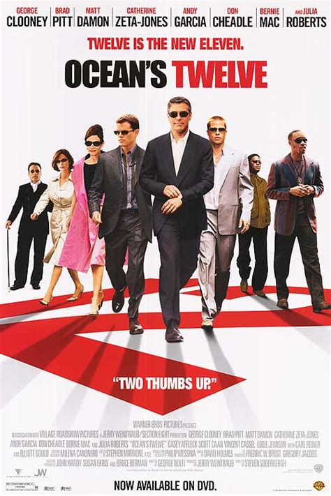 Ocean's Twelve movie posters at movie poster warehouse ...
