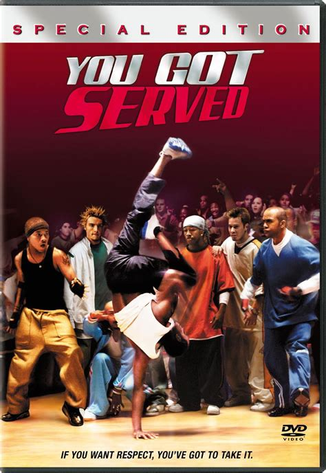 You Got Served DVD Release Date May 18, 2004