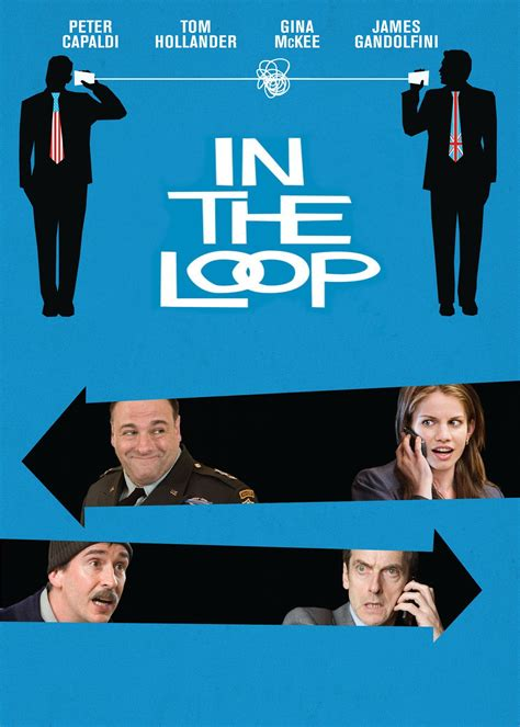 COVERS.BOX.SK ::: In The Loop 2009 - high quality DVD ...