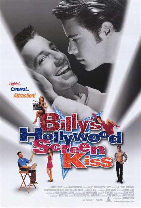 Billy's Hollywood Screen Kiss Movie Posters From Movie ...