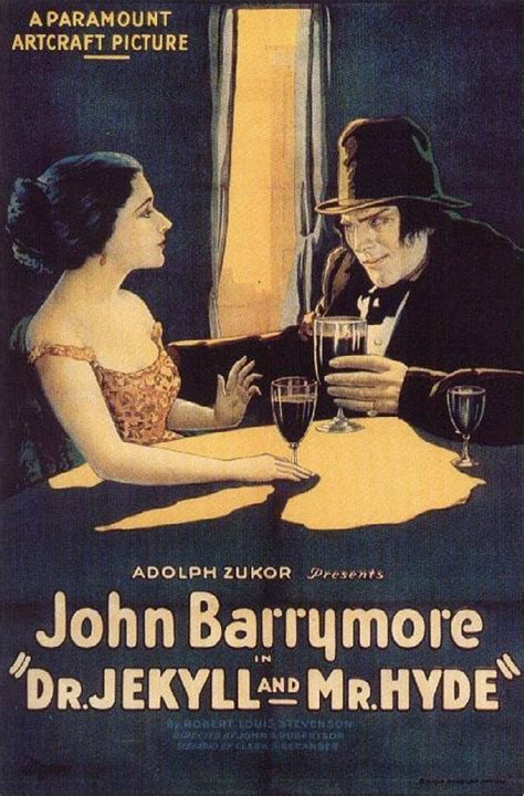 Dr. Jekyll and Mr. Hyde (1920 Paramount film) - Wikipedia