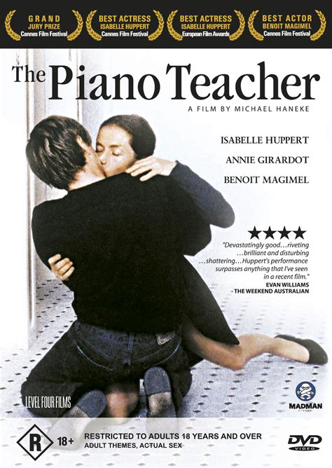 Happyotter: THE PIANO TEACHER (2001)