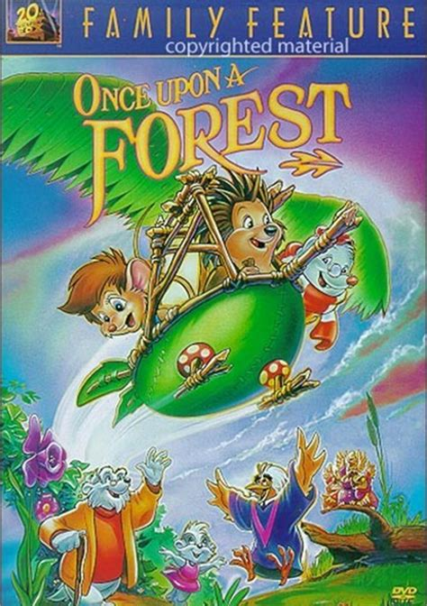 Once Upon A Forest (DVD 1993) | DVD Empire